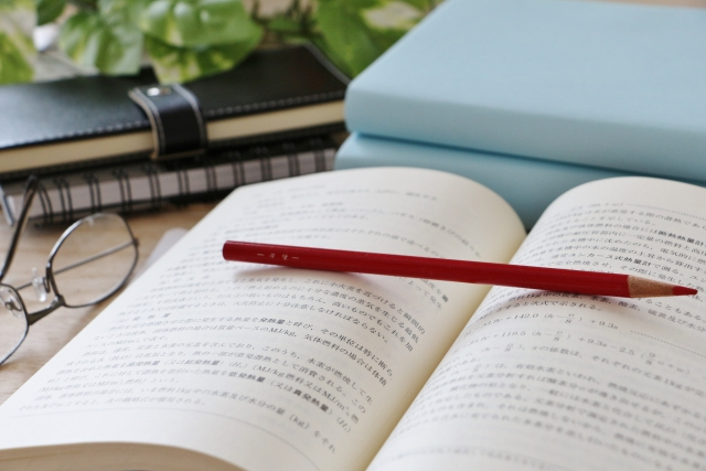 栄養士の資格試験勉強